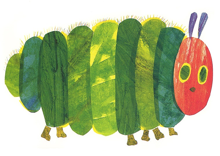 Activity To Play With The Very Hungry Caterpillar By Eric Carle