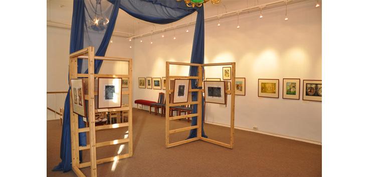 Выставка в литературном музее