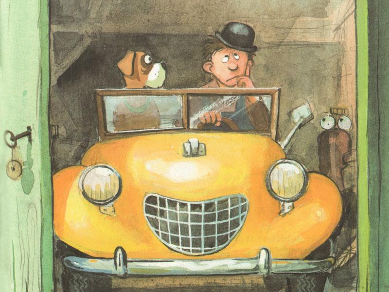 смешные картинки с авто и автолюбителей краска для стен