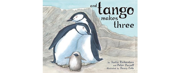 Peter Parnell, Justin Richardson «And Tango Makes Three»